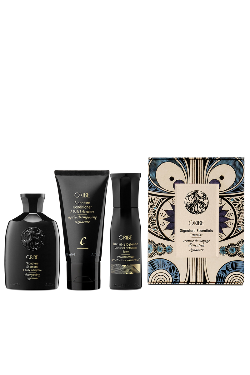 Signature Essentials Travel Set