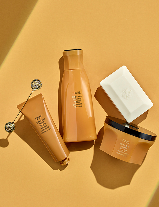 Oribe fragrance products